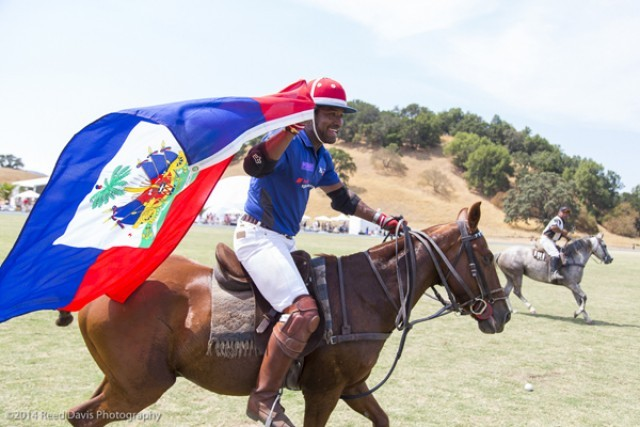 Can Polo change Haiti's image?