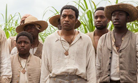12 Years a Slave: Black Trauma and White Saviors