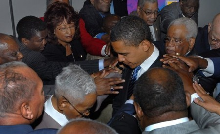 Barack Obama and the Myth of Black Leadership