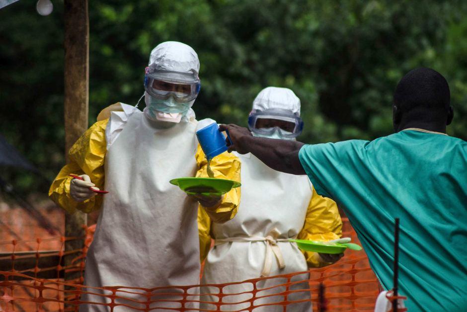 Haiti Installs Anti-Ebola Border Controls