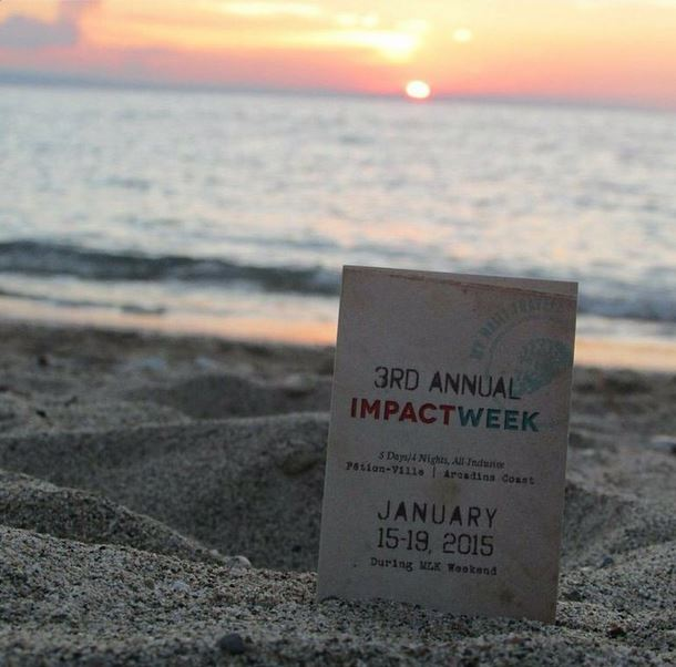 Tourists Set To Embark On 2015 Impact Week In Haiti