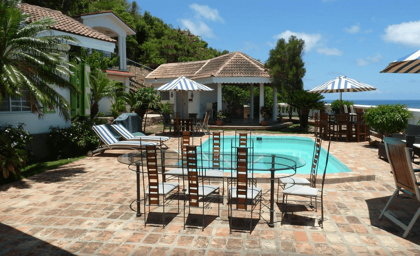Located On A Hillside The Hotel Overlooks City Of Cap Haitien And Boasts Priceless Ocean View Offers Luxury Discretion Personified