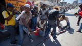 protesters clashes