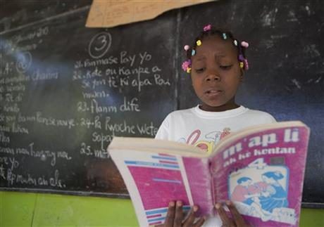 OP-ED: Haiti's Linguistic Identity and History Overlooked by President Martelly and French Presidents