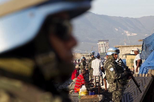 UN in Haiti: When Protectors Turn Predators