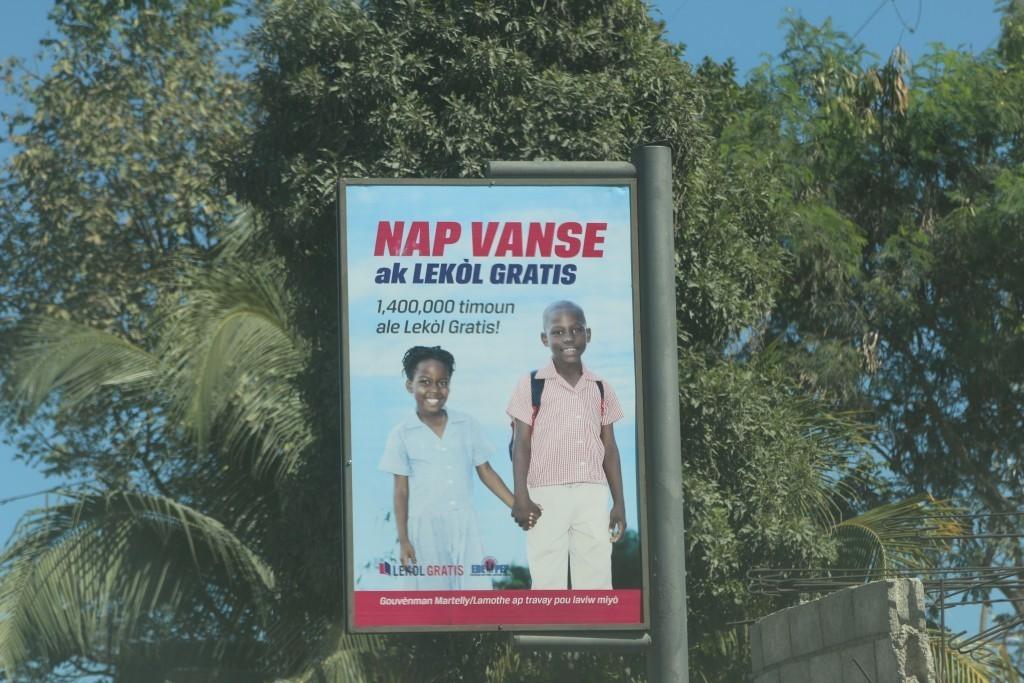 Haiti Political Gridlock Overshadows Progress Made Five Years After Quake