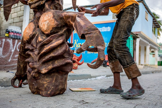 Haiti Organizes Carnival Amid Continued Political Tension
