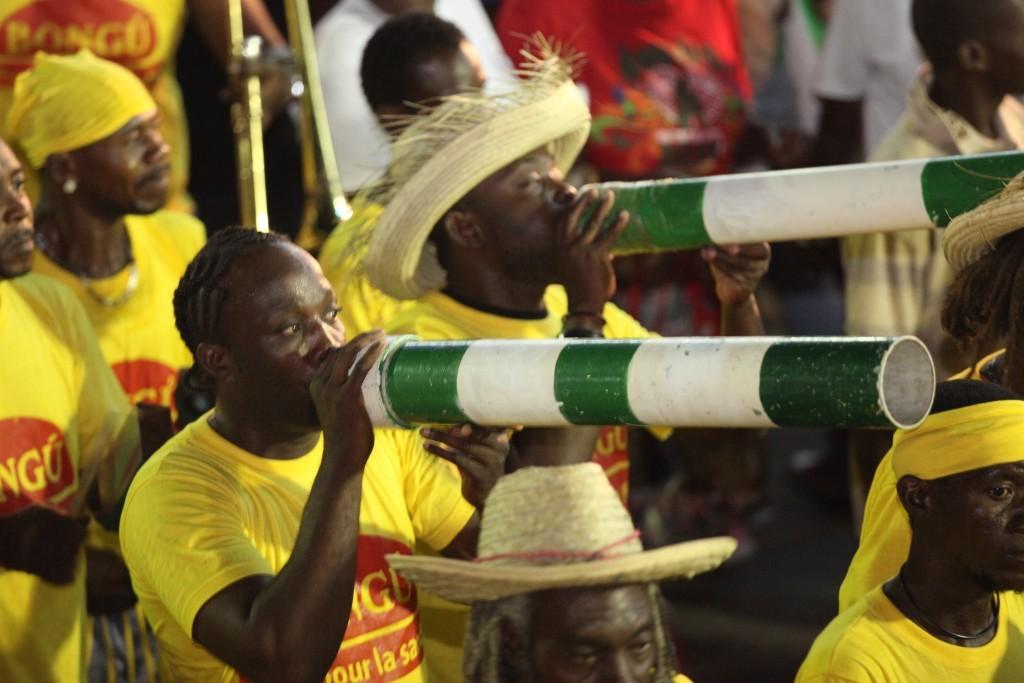 Burned Singer Fantom Describes Haiti Carnival Accident