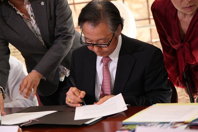 UN and Japan Come Together To Support Elections In Haiti w/ $8.4 million Funding Deal