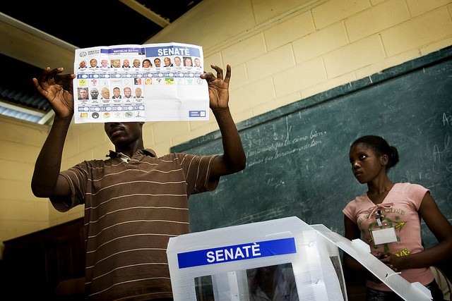 More than 2,000 Candidates Enter Race For Haiti Political Seats
