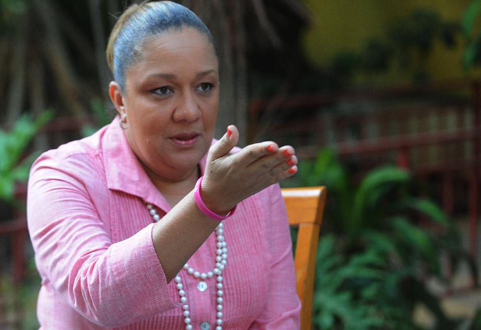First Lady Sophia Martelly Barred From Running As Senate Candidate