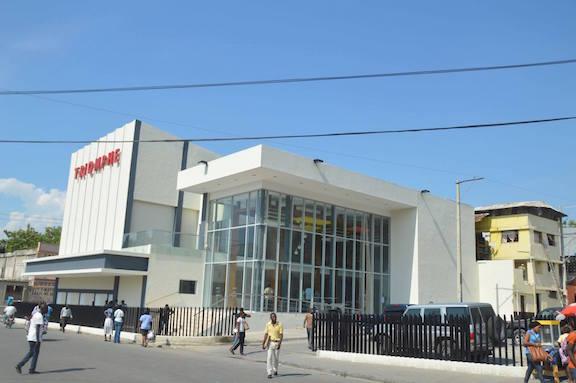 Haiti's Premier Ciné Triomphe to Reopen