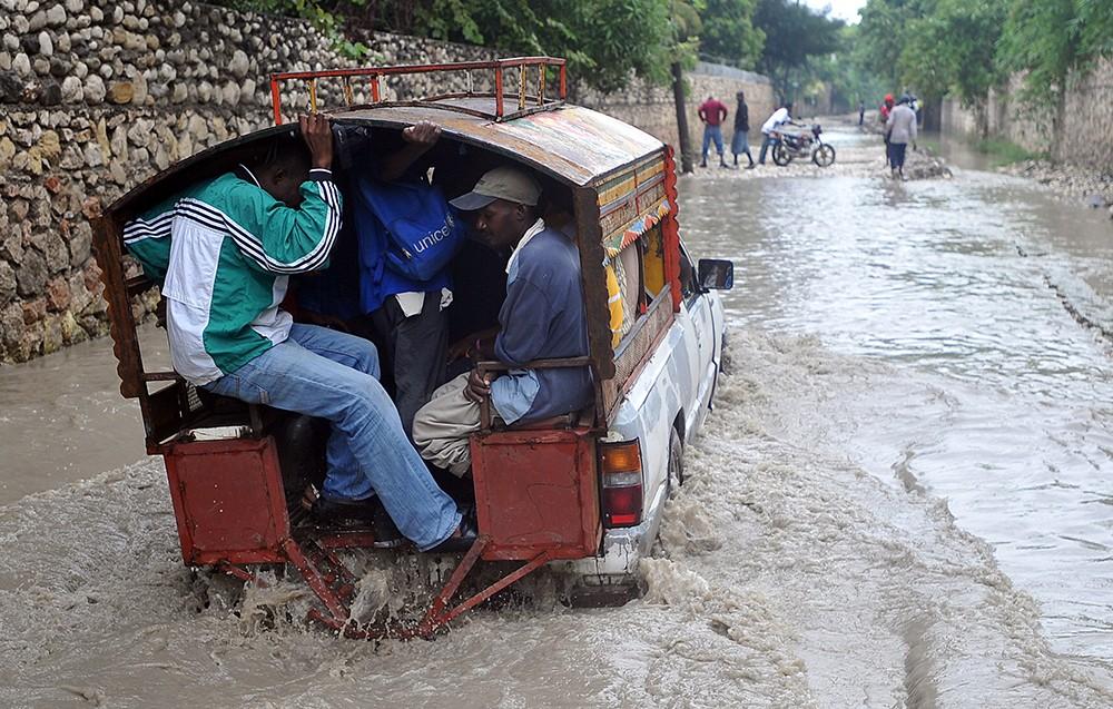 Haiti Struggles to Stem Cholera as Rains Come Early