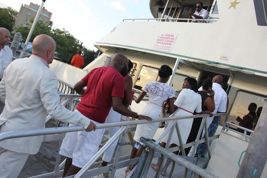 HABNET Pre-Labor Day Red & White Boat Cruise 2015 Photo Credit: Fabiola Jean