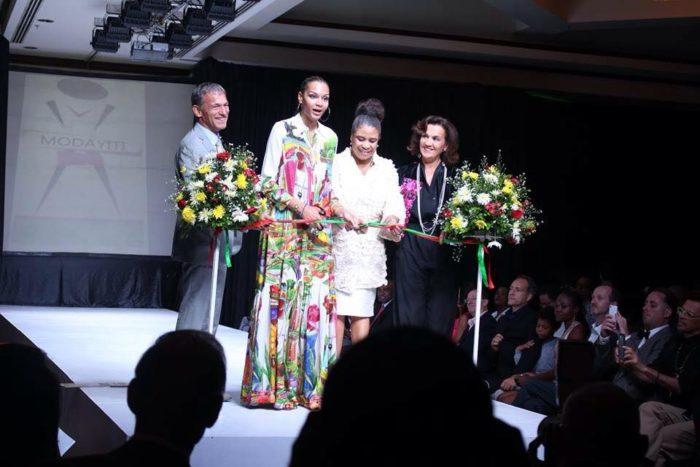 Haiti Fashion Week Well Underway