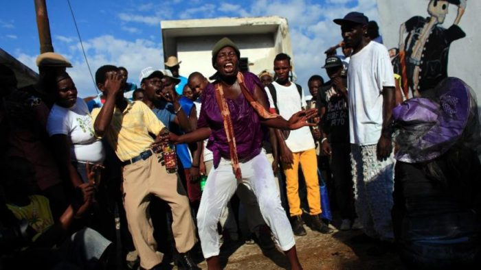 Haiti Celebrates All Saints Day and Fête Guédé