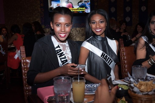 A Gallery Of Miss Haiti, Lisa Drouillard