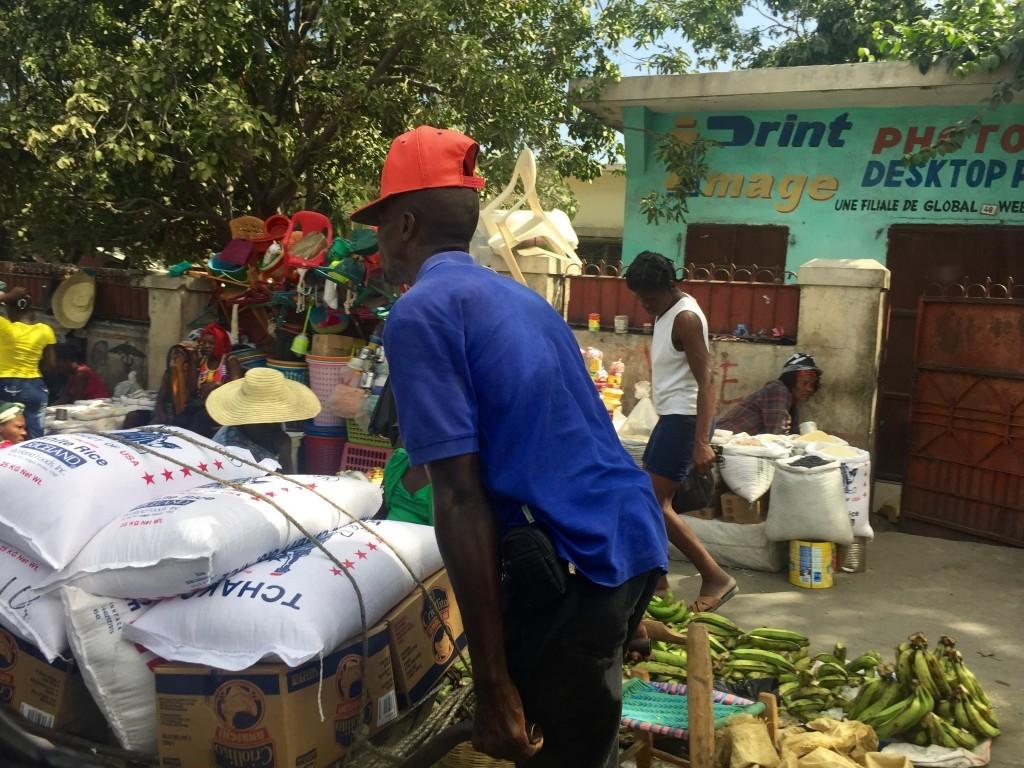 Haiti Should Ponder Its Own Future, Period