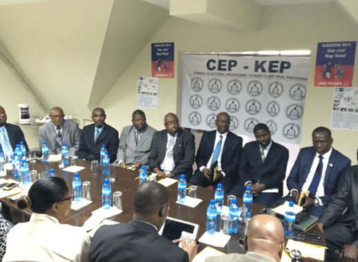 Diaspora Elected Officials Seek Role In Haiti Provisional Electoral Council