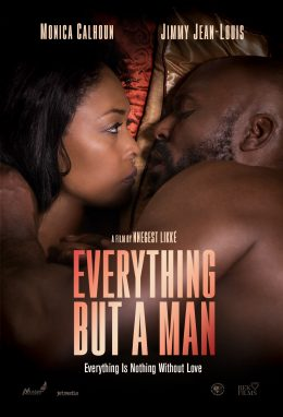 EVERYTHING BUT A MAN 4X6 poster card