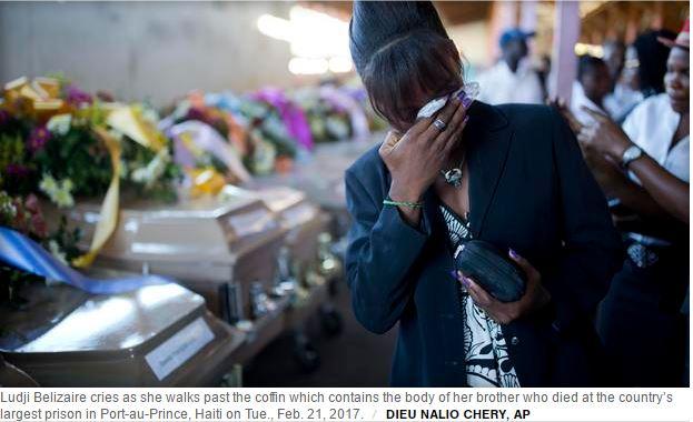 Haitian Times Morning News Roundup – Feb. 22