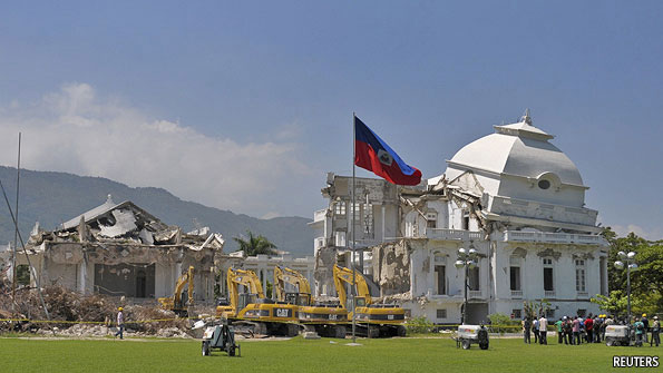 Haitian Times Morning News Roundup – April 20