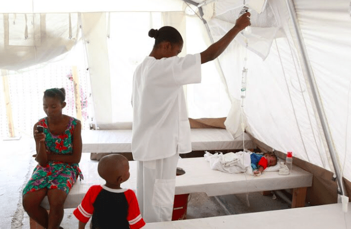 UN Secretary General Cholera Efforts Fall Short