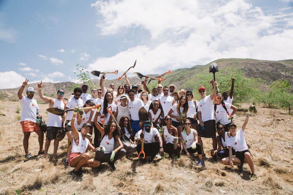 Celebrities and Environmentalists Make an Impact in Haiti