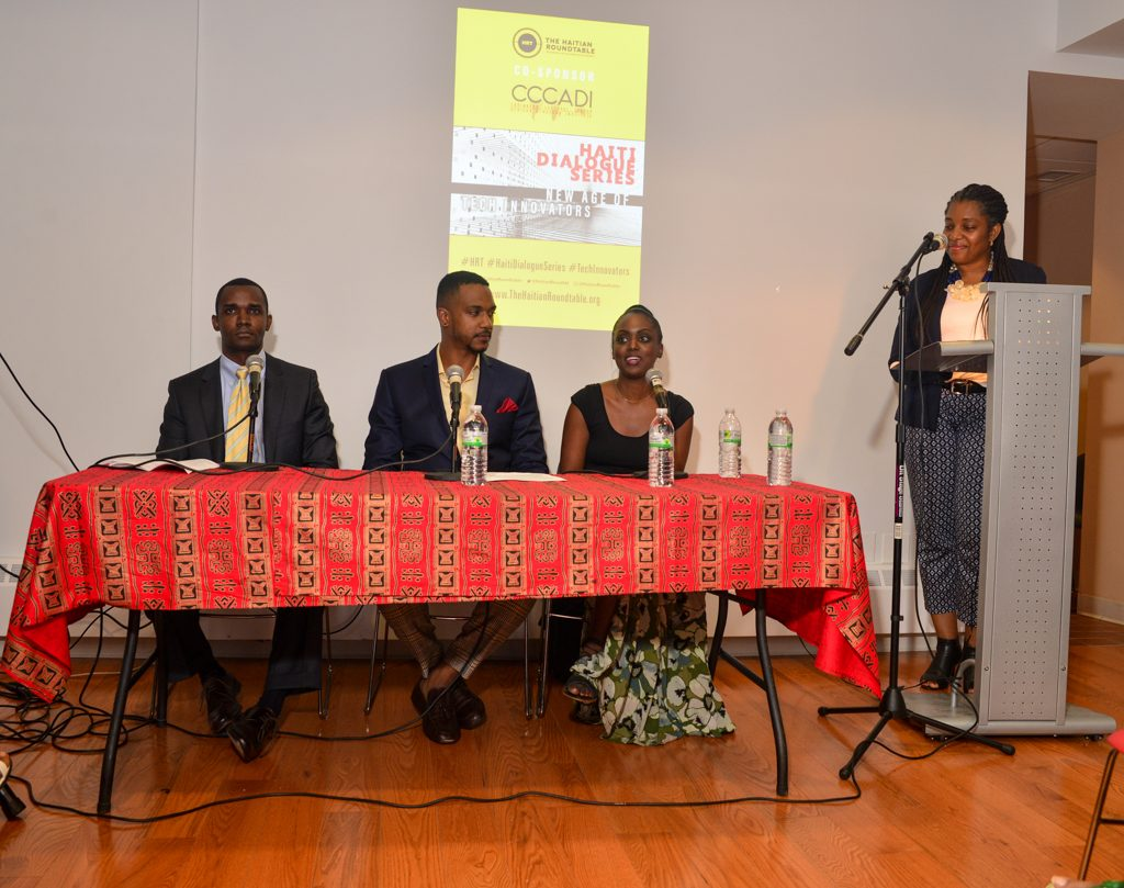Tech and Innovation Highlighted in Haiti Dialogue Series