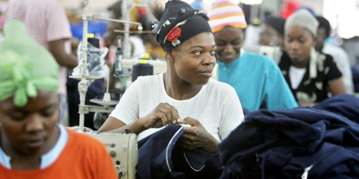 haiti garment factory