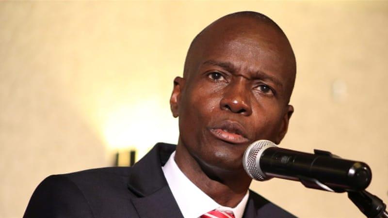 Haiti Opposition Parties Demand Resignation of President Moise