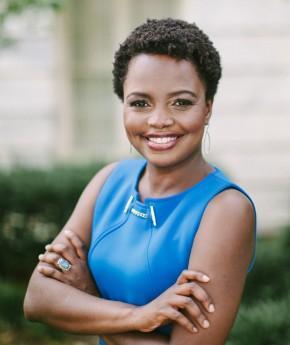Karine Jean-Pierre Chief of Staff, Biden-Harris