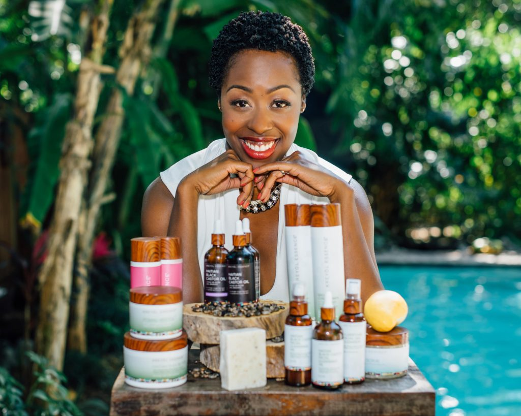 Haitians in America: Beauty Maven Brings Haitian Products to Mainstream America