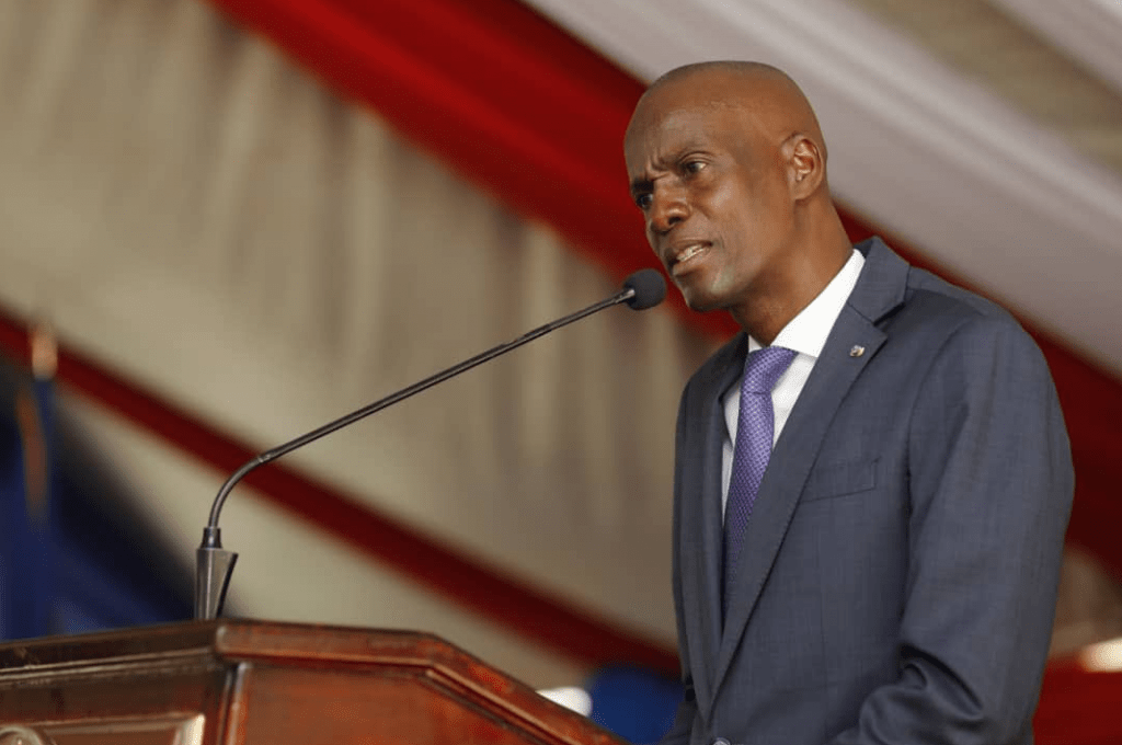 Haiti: Can Jovenel Moise Rise to the Challenge?