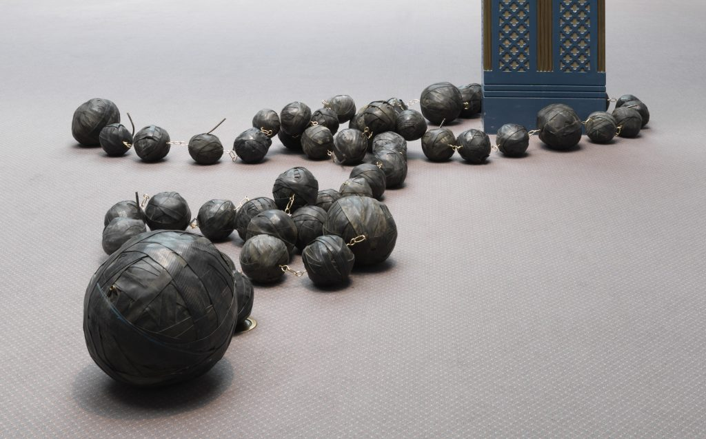 Haitian and Cuban Artists Share America's Immigrant Story w/ New Exhibition, SWARM.