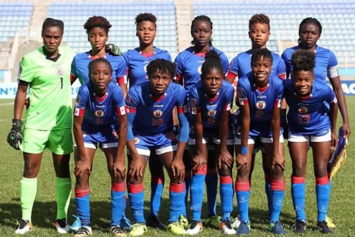U20 Women Team Unites Haitians and Creates Economic Opportunity