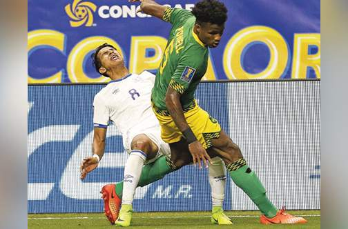 Haitian Etienne propels Red Bulls; Reggae Boy Powell scores goal in vain