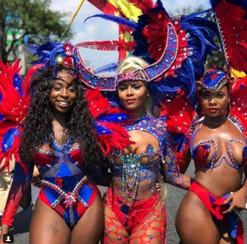 haitian mas group to march in annual west indian american parade not