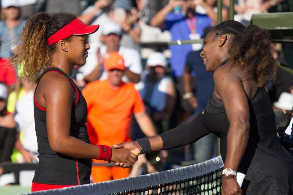 Haitian Japanese Naomi Osaka Faces Her Idol, Serena Williams, in U.S. Open Final