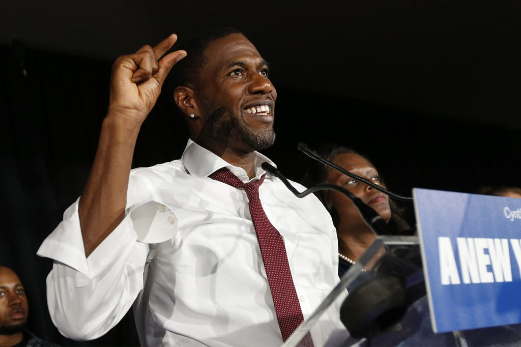 Defeat Paves Williams' Way for Public Advocate