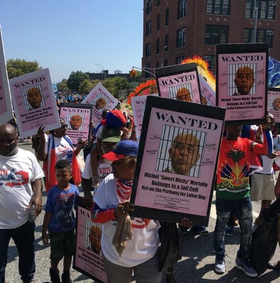 #PetroCaribeChallenge Reaches New York City