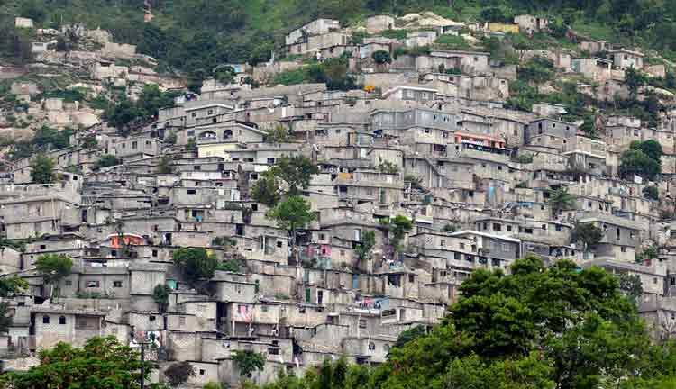 CUNY Researchers Gauge Hypertension Prevalence Among Residents Of Haitian Slums