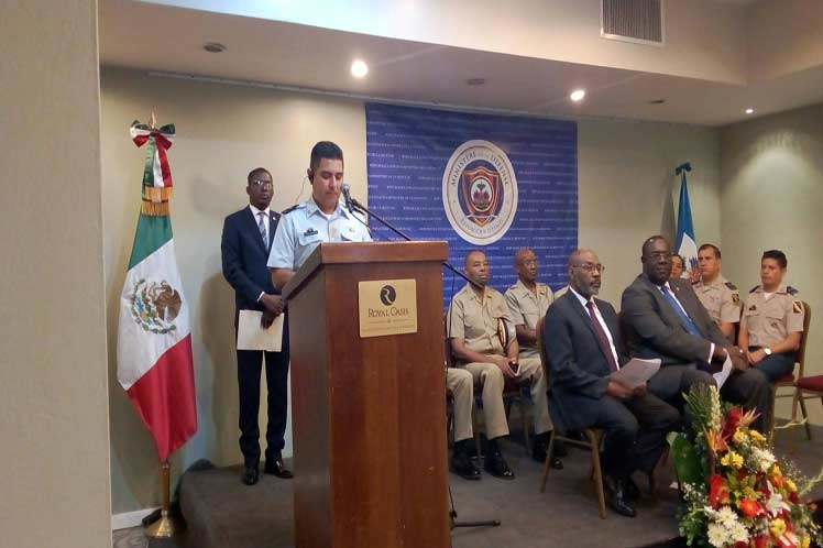 Haiti, Mexico Strengthen Cooperation in Military Aspects