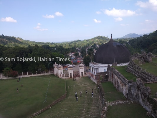 The Natural Wonders of Haiti's Citadelle Laferriere