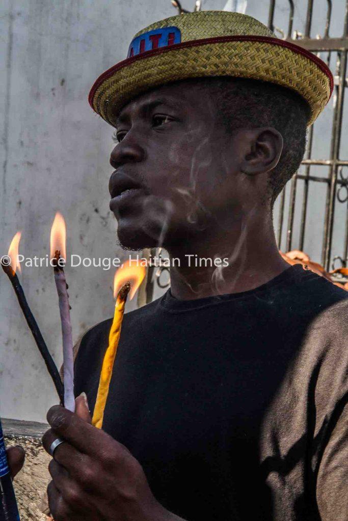 Intimate Portraits of Vodou Celebration in Port-Au-Prince, Haiti
