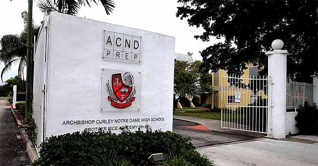 Goodbye Little Haiti's longtime Catholic high school. Hello elite private academy.