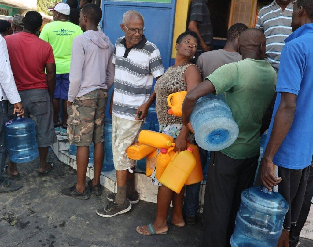 For Haitians, a reprieve from violence and protests on Sunday, but uncertainty remains