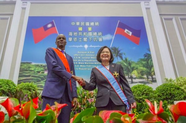 Taiwan temporarily suspends project to building electricity grid in Haiti
