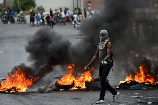 Haiti officials to lose perks in prime minister's response to violent unrest