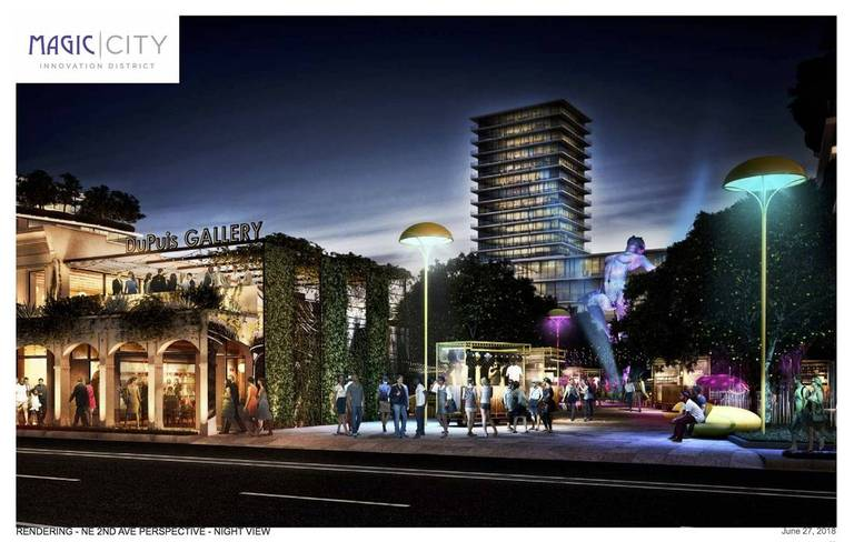 Is $31M deal right for Little Haiti? Miami commission weighs Magic City development